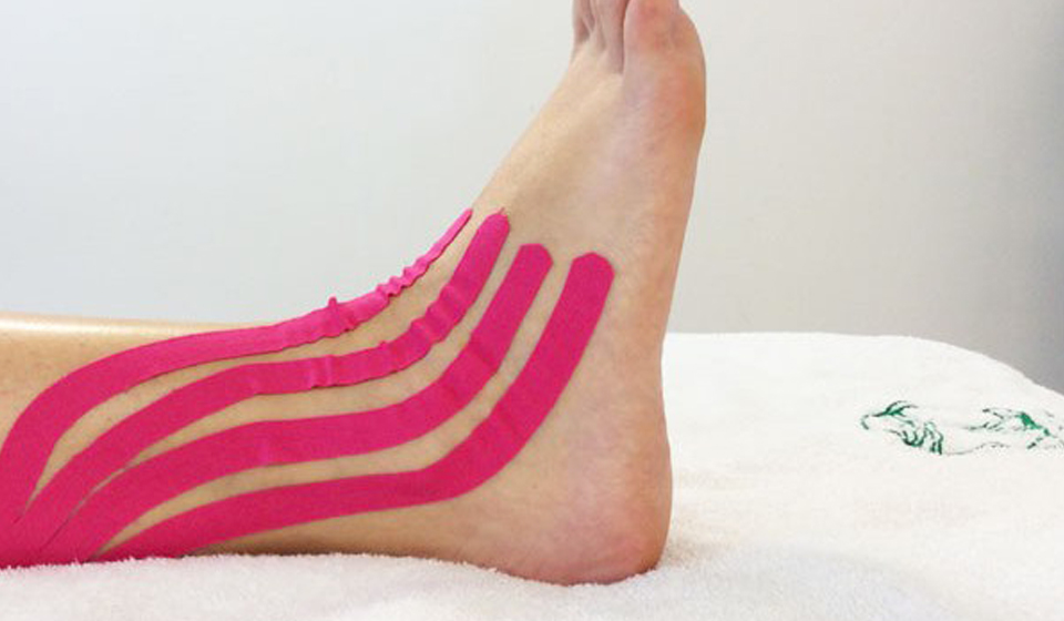 Taping Neuromuscolare -
