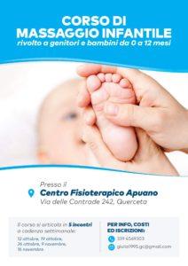 Corso di massaggio infantile - senza-categoria